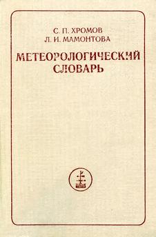 Метеорологический словарь.