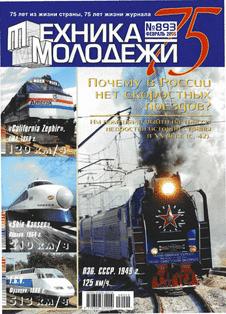 Техника - молодежи. Выпуск №2 за февраль 2008 года.